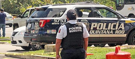 La policía estatal de Quintana Roo intenta controlar la actuación de los carteles mexicanos en Cancún y la Riviera Maya.