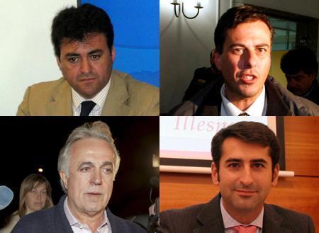 El juez Castro tomará declaración hoy a Pepote Ballester, Miguel Ángel Bonet, Gonzalo Bernal y Juan Carlos Alía.