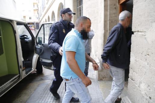 El detenido pasa a disposición judicial.