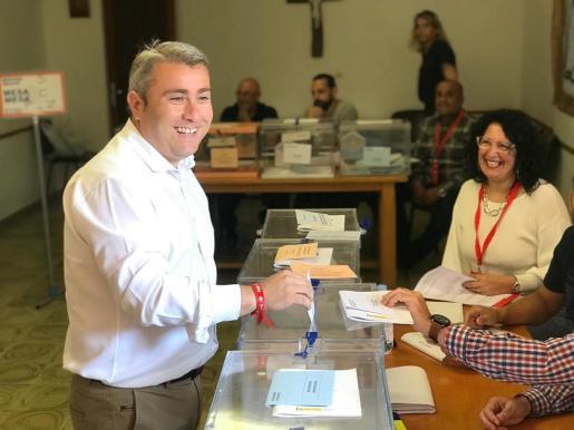 Virgilio Moreno del PSOE de Inca.