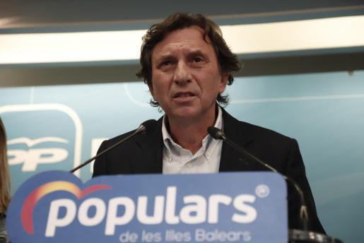 Mateo Isern, candidato del PP a Cort