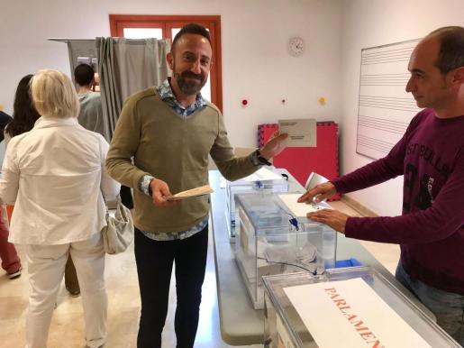 Rafel Fernández (PSOE) ha sido el ganador de las elecciones.