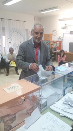 El socialista Gori Estarelles ha sido el más votado.