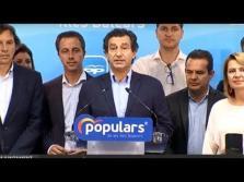 Noche electoral en el PP