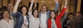 Victoria del PSIB y caída del PP en el Parlament balear