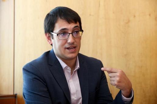 Iago Negueruela ha valorado los resultados este lunes.