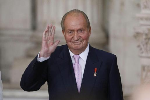 Juan Carlos I dice adiós a la vida pública.