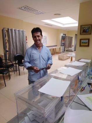 Chema Muñoz, alcalde de Lloseta, ha logrado una amplia victoria para el PSOE.