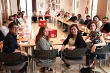 La Ejecutiva del PSIB-PSOE se ha reunido este lunes
