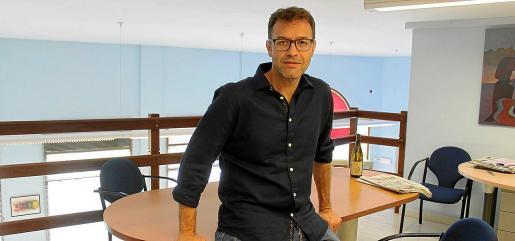 Miquel Oliver, de Més Esquerra, tiene muchas opciones de ser el alcalde.