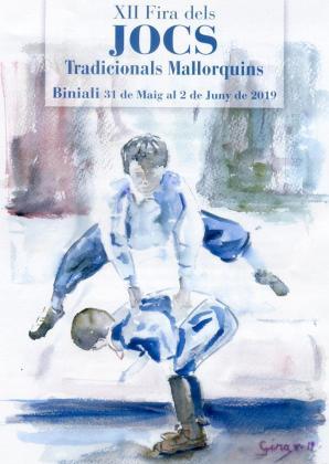 La XII Fira dels Jocs tradicionals mallorquins vuelve a Biniali.