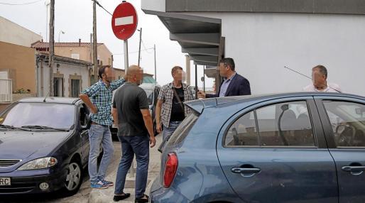 En el grupo intervienen tres antiguos agentes del Grupo de Blanqueo.