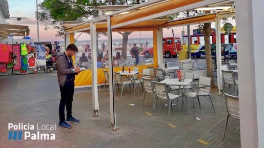 La Policía Local de Palma ha levantado 60 actas a locales por no respetar la normativa de las Zonas de Especial Interés Turístico.