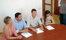 Firma del pacto tripartito en 2015