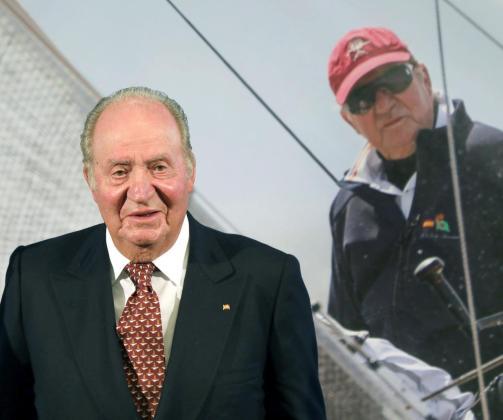 El rey Juan Carlos pone este domingo fin a su vida pública.