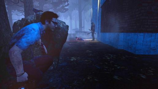 Imagen del juego Dead by Daylilght para Switch.