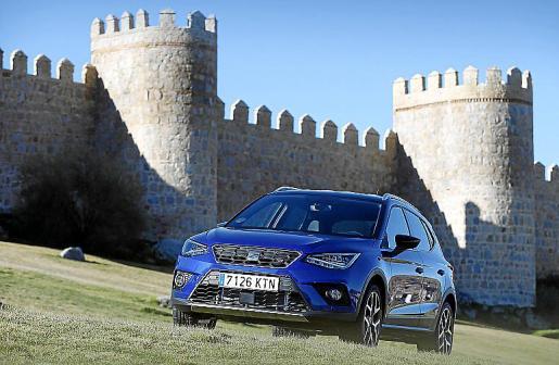 El Arona es el primer SUV del mundo en incorporar esta tecnología.