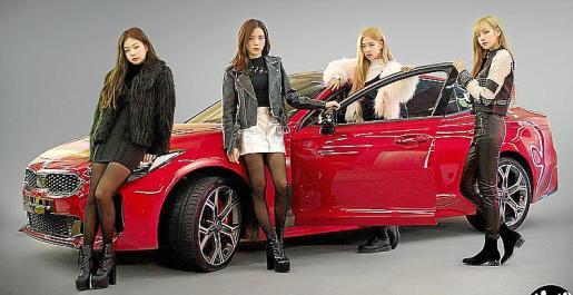 Kia Motors se une al fenómeno K-Pop con esta banda coreana.