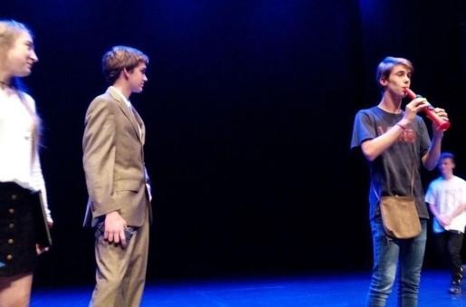 El Teatre Principal de Palma acoge la obra 'Hamelin Project' de Tomeu Gomila.
