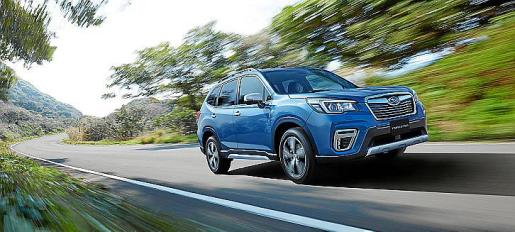 Es la segunda vez en la que un Subaru obtiene un Grand Prix Award.