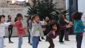 El proyecto de danza comunitaria 'Ballamunt' se representa en el Teatre Principal