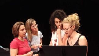 Escritura teatral en el Principal con 'Veus emergents'