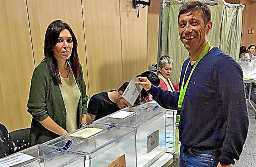 Guillem Rosselló, de Més, fue el candidato más votado en las últimas elecciones municipales.