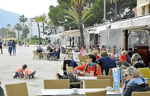 El gasto medio diario por turista aumentó un 5,67 %.