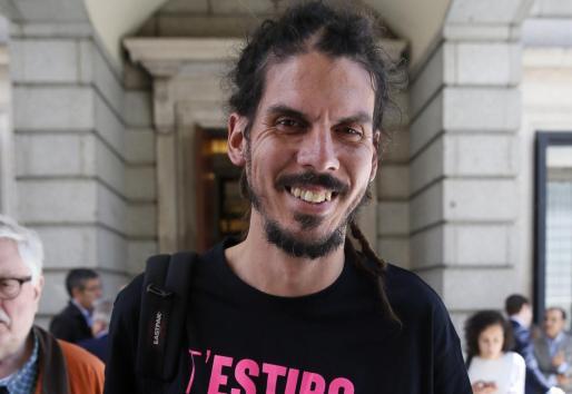 Alberto Rodríguez, en una imagen de archivo.