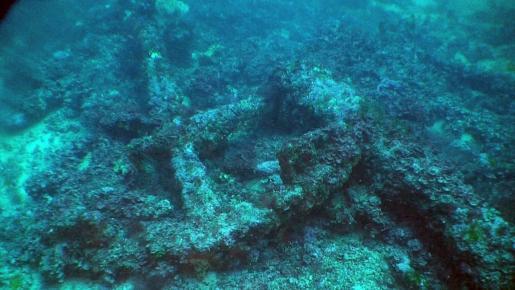 La investigación y documentación de los restos arqueológicos sumergidos formarán parte de la Carta arqueológica de la isla.