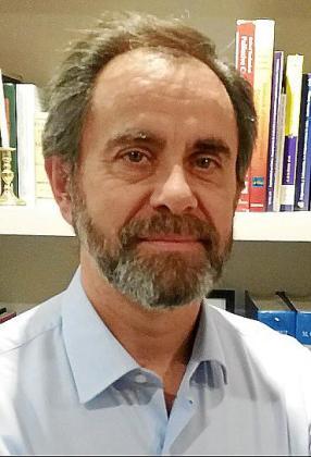 El doctor Ricardo Martino, coordinador de la unidad de Ciudados Paliativos Pediátricos del Hospital Niño Jesús de Madrid.