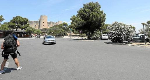 Dentro de las 116 propuestas que se ofrecen en Mallorca destaca la proliferación de explanadas, como la del Castell de Bellver, que además ofrece unas espectaculares vistas de Palma.