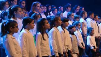 Concierto de final de curso de 440 Aula Musical en Sa Màniga