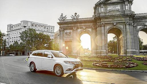 Mitsubishi continúa su espectacular línea ascendente en ventas.