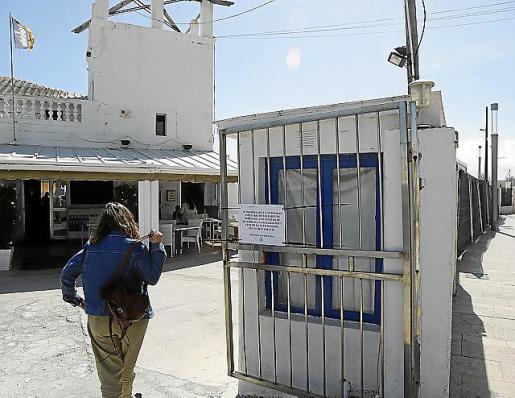La Autoritat Portuària de Balears ha denunciado al Club Marítimo Molinar por incumplir todas la notificaciones para dejar las instalaciones.