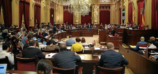 La ley por la que se creó la Oficina Anticorrupció estipula que los diputados que dejan el Parlament también tienen que presentar una declaración de bienes al final de la legislatura.