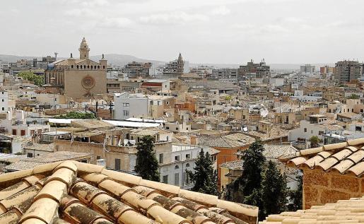 La falta de viviendas sociales es uno de los principales problemas de la ciudad de Palma.