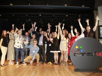 Este lunes se conoce el proyecto ganador de la final de Connect'Up Start 2019