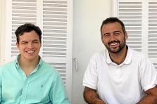 Pablo Ros y José María Ros, el equipo de StartIslands.
