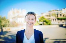 La finalista del proyecto, Petra Mestre