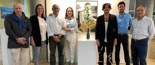 Juan Guaita, Cristina Pascual, Pedro Rivas, Maria Crespo, Horacio Alcolea Crespo, Marc Alcolea Crespo, y Horacio Alcolea.