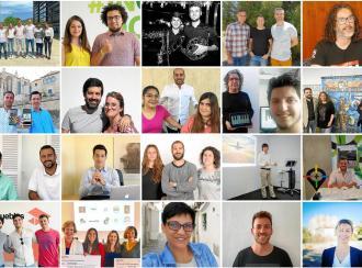 Los finalistas de Connect'Up Start 2019