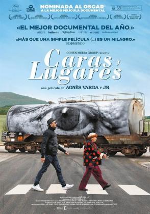 'Caras y Lugares' (2017) ha logrado numerosos premios audiovisuales y ha sido nominado al Óscar como Mejor Documental.