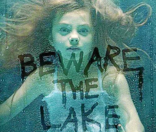 Cartel anunciador de esta miniserie de terror.