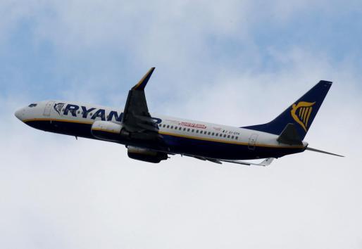 El incidente se produjo en una aeronave de Ryanair.