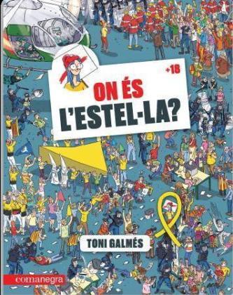 Portada del polémico cómic de Toni Galmés.