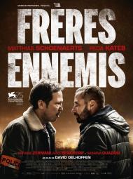Cartel de la película 'Enemigos íntimos'