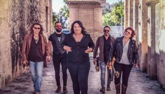 Noche de Blues, Funky, Soul y Groove en La Movida con The N Band