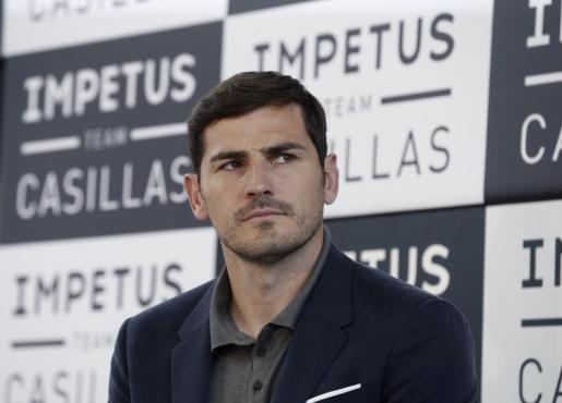 Iker Casillas, en una imagen de archivo.