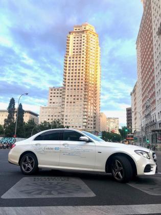 El nuevo Mercedes Benz Clase E300 de reduce drásticamente las emisiones.